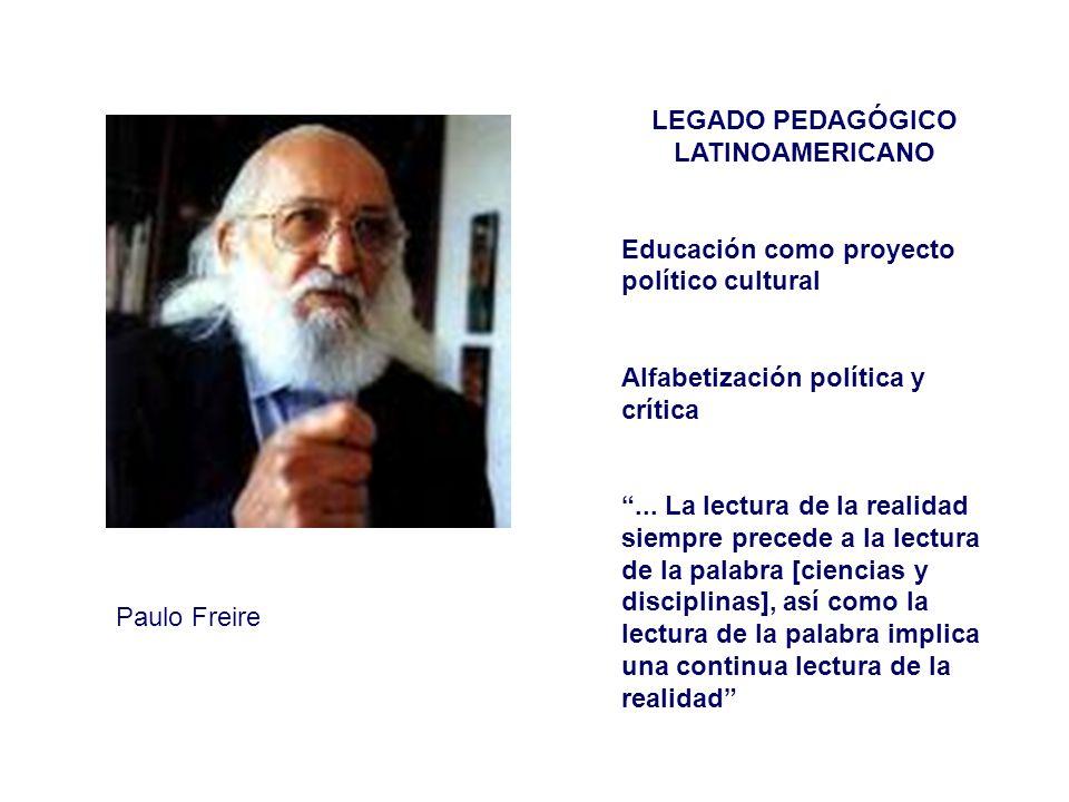Problemas - tensiones y dificultad de su incorporación al Curriculum en la educación latinoamericana Noción emergente y controvertida, en América Lati
