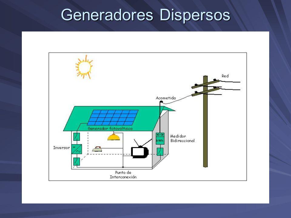 Generadores Dispersos