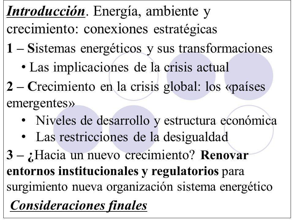 Esquema de estructura industrial integrada por transformar Energías primarias Producción Transporte Distribución Comercialización Consumidores Monopolio Natural