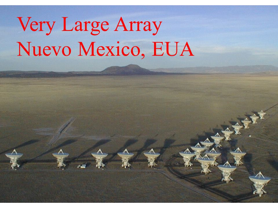 Very Large Array Nuevo Mexico, EUA