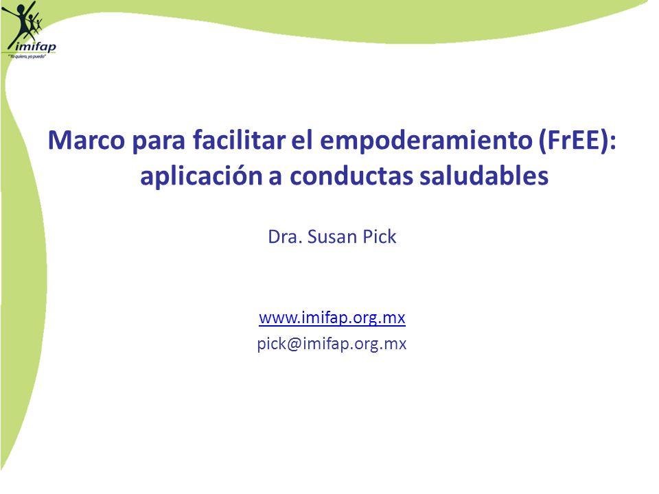 Etapas del desarrollo de programa Etapa 1: Identificación de necesidades (percibidas) de las mujeres y otros actores (p.