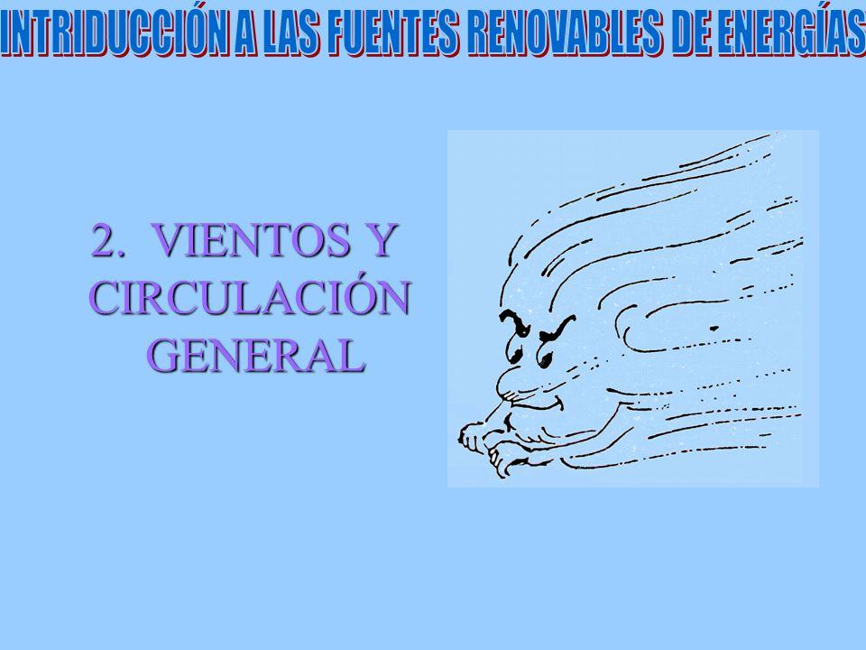 2. VIENTOS Y CIRCULACIÓN GENERAL GENERAL