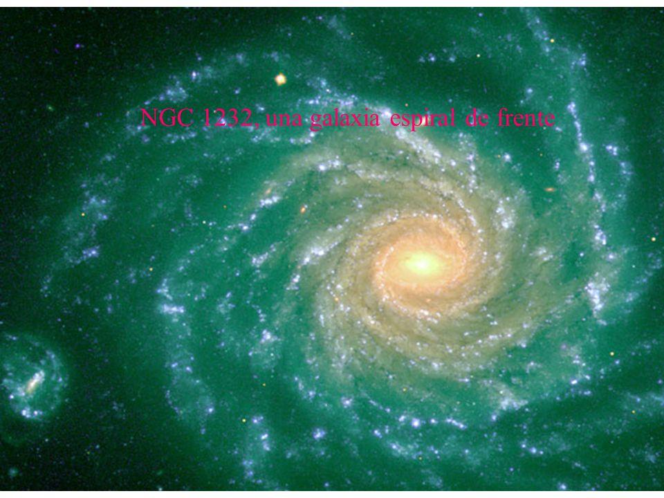 NGC NGC 4565, una galaxia espiral de canto