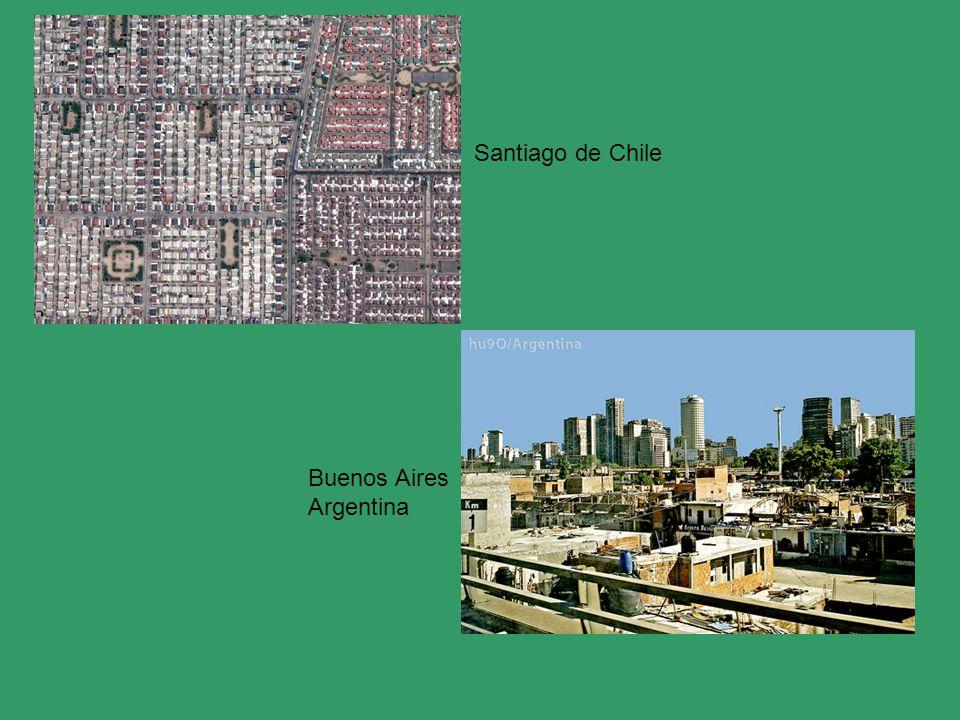 Santiago de Chile Buenos Aires Argentina