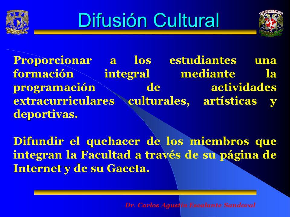 Difusión Cultural Dr.