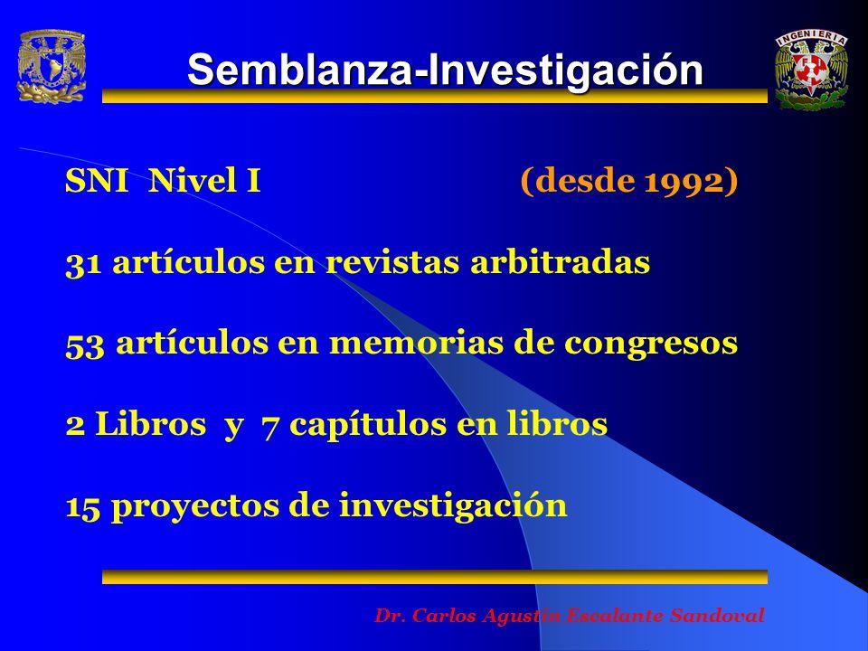 Semblanza-Investigación Dr.