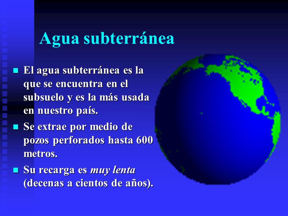 El agua, líquido vital para la vida El agua es el compuesto mas abundante en la superficie de nuestro planeta. El agua es el compuesto mas abundante e