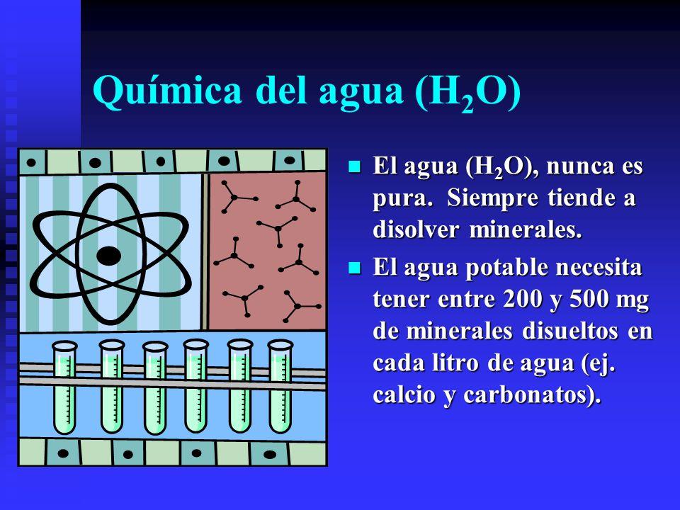 Agua subterránea El agua subterránea es la que se encuentra en el subsuelo y es la más usada en nuestro país. El agua subterránea es la que se encuent