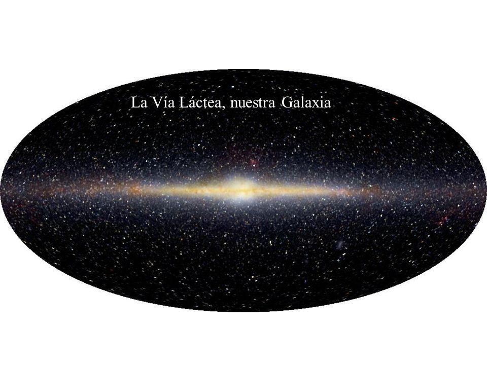 La Vía Láctea, nuestra Galaxia