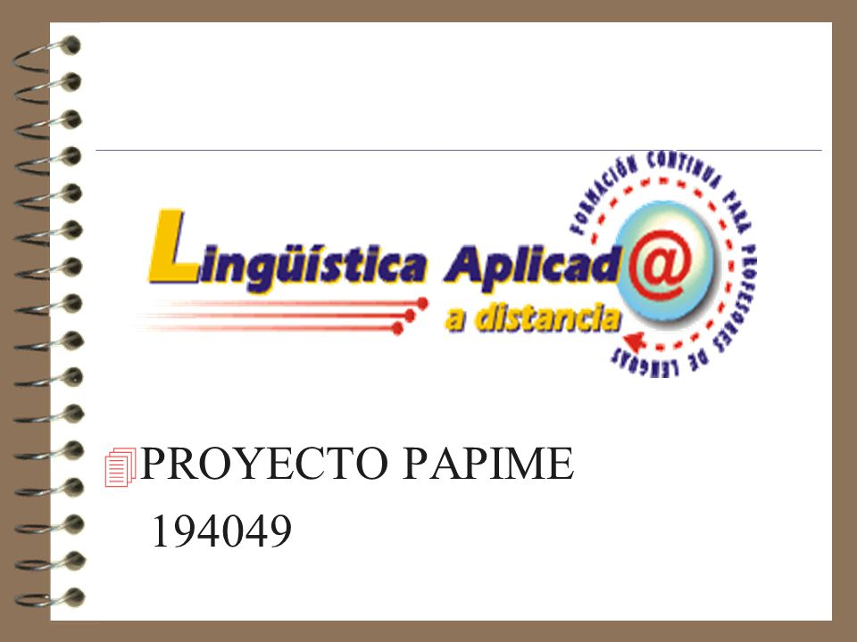 4 PROYECTO PAPIME 194049