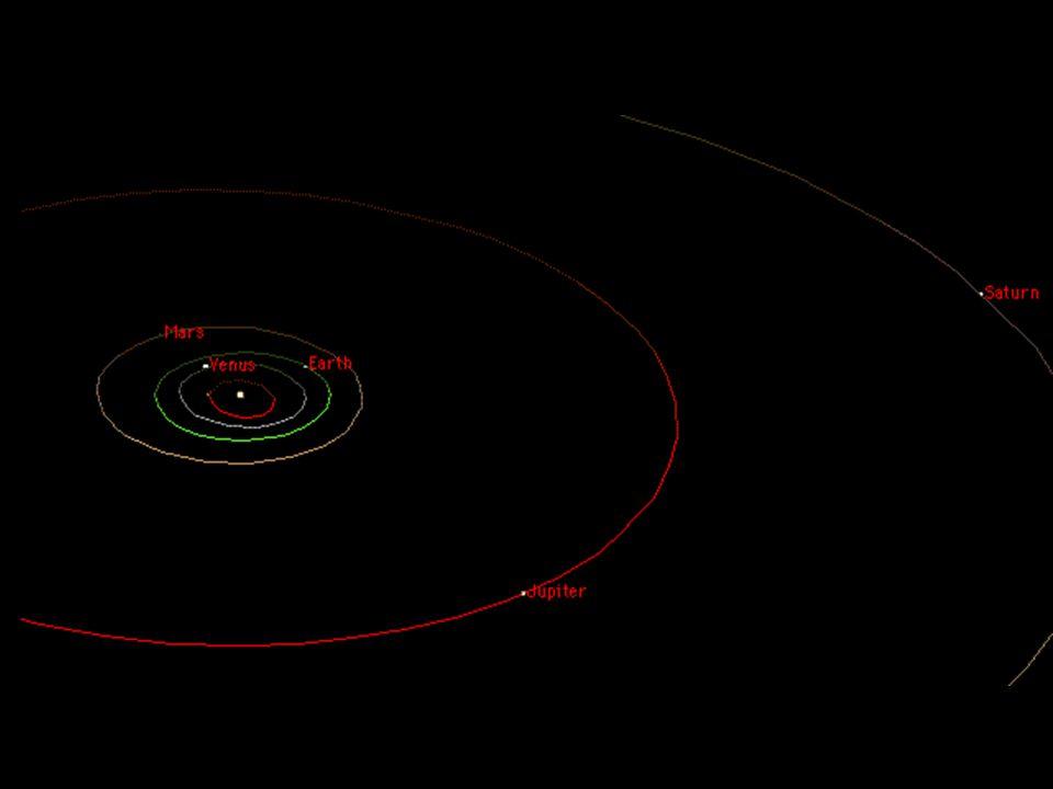 Los planetas rocosos Están en la parte interna del Sistema Solar.