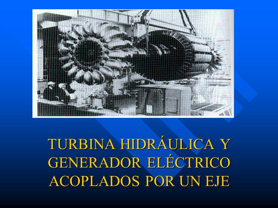 SELECCIÓN DE TIPO DE TURBINA Turbina Francis VE ················· 70-500 Turbina de propelas VE ················600-900 Kaplan VE ················350-1000 Peltón 1-jet VE ················10-35 Peltón 2-jet VE ················10-45 Turgo VE ·················20-80
