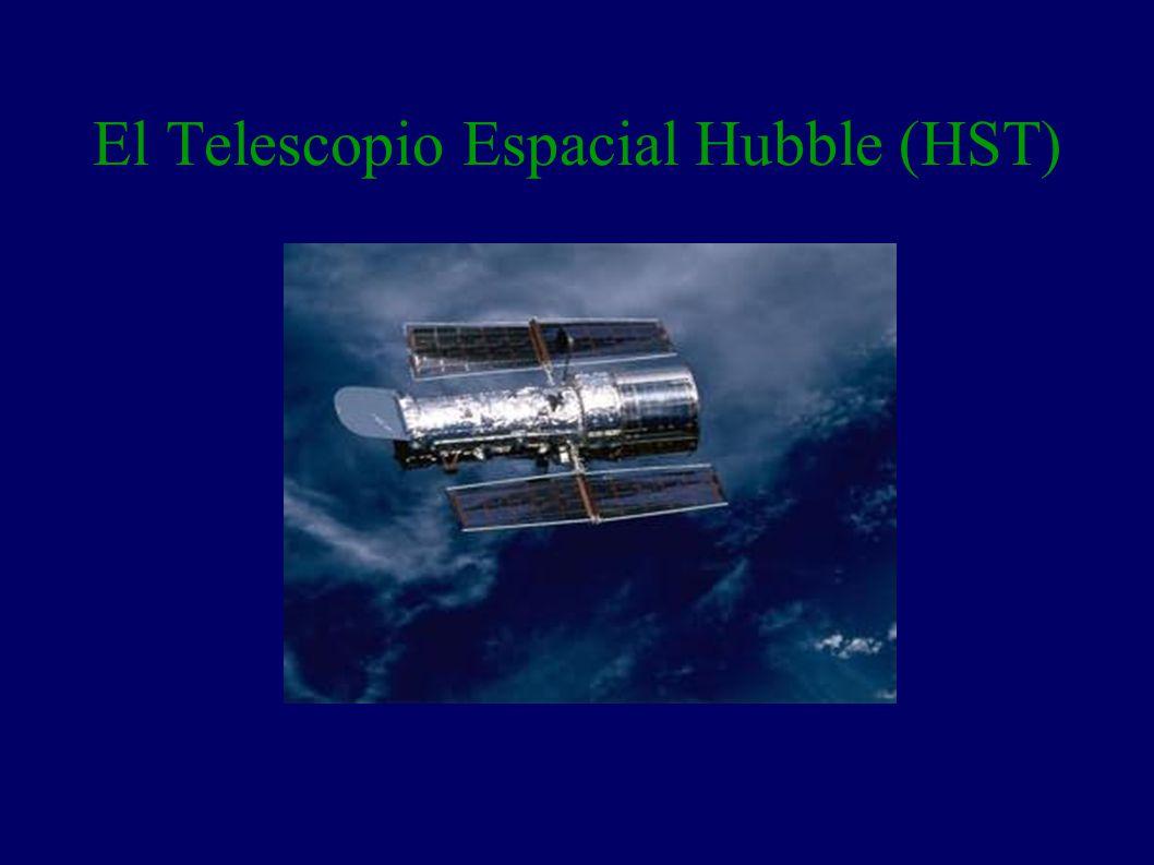 El Telescopio Espacial Hubble (HST)