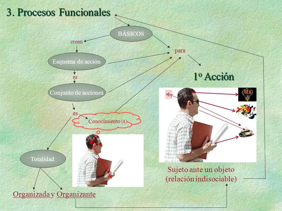2. Los procesos en la construcción del conocimiento (científico) SISTEMA COMPLEJO B Biológica (PG1) S Social (PG3) P 1 P 2 P 3 P 4 P A P B P C P D PY
