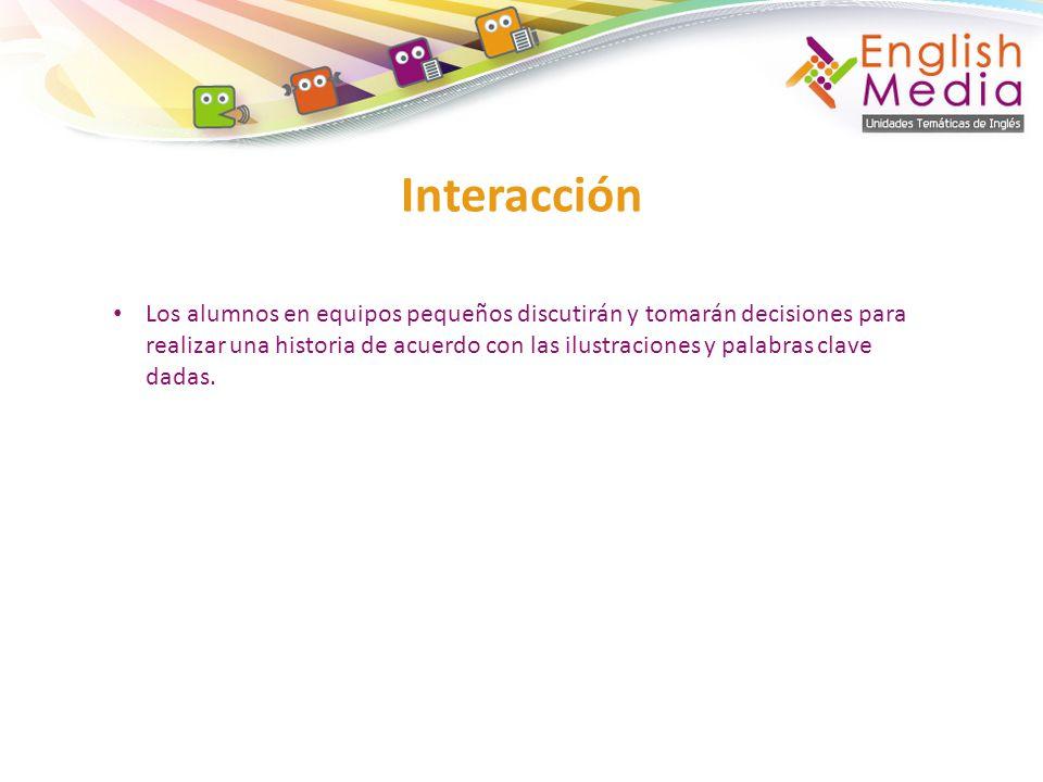 Referencias de Apoyo Bibliografía para los alumnos: (Páginas para ejercitar la secuencia de eventos): Kids learnig station.