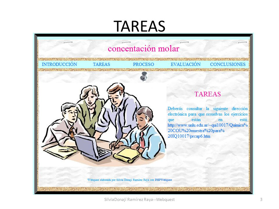 TAREAS SilviaDonají Ramírez Raya--Webquest3