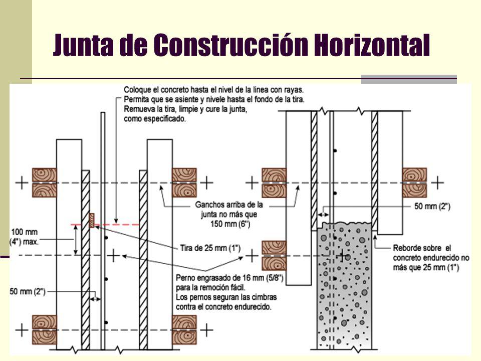 Junta de Construcción Horizontal
