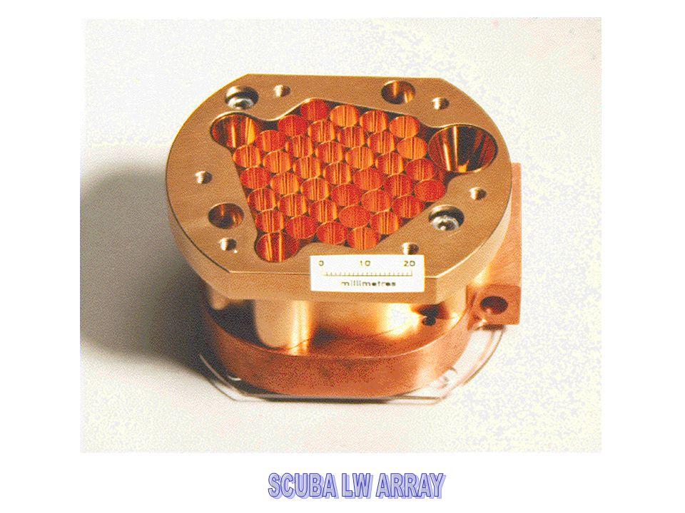 SCUBA LW ARRAY