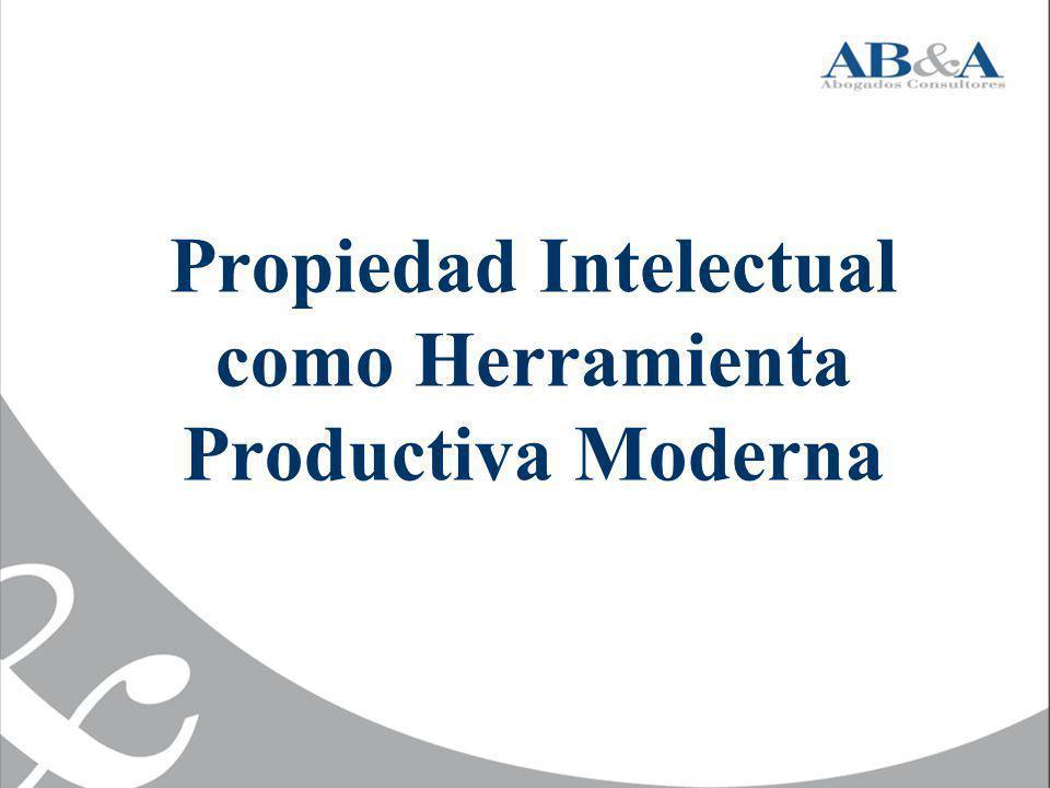 Agenda La Propiedad Intelectual como herramienta productiva.