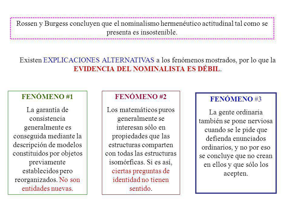 El Figuralismo de Yablo Los enunciados tienen DOS USOS: FIGURADO Usos ordinarios de los idiomas existenciales en matemáticas.