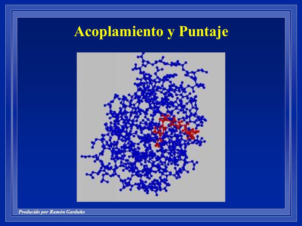 Producido por Ramón Garduño Acoplamiento y Puntaje