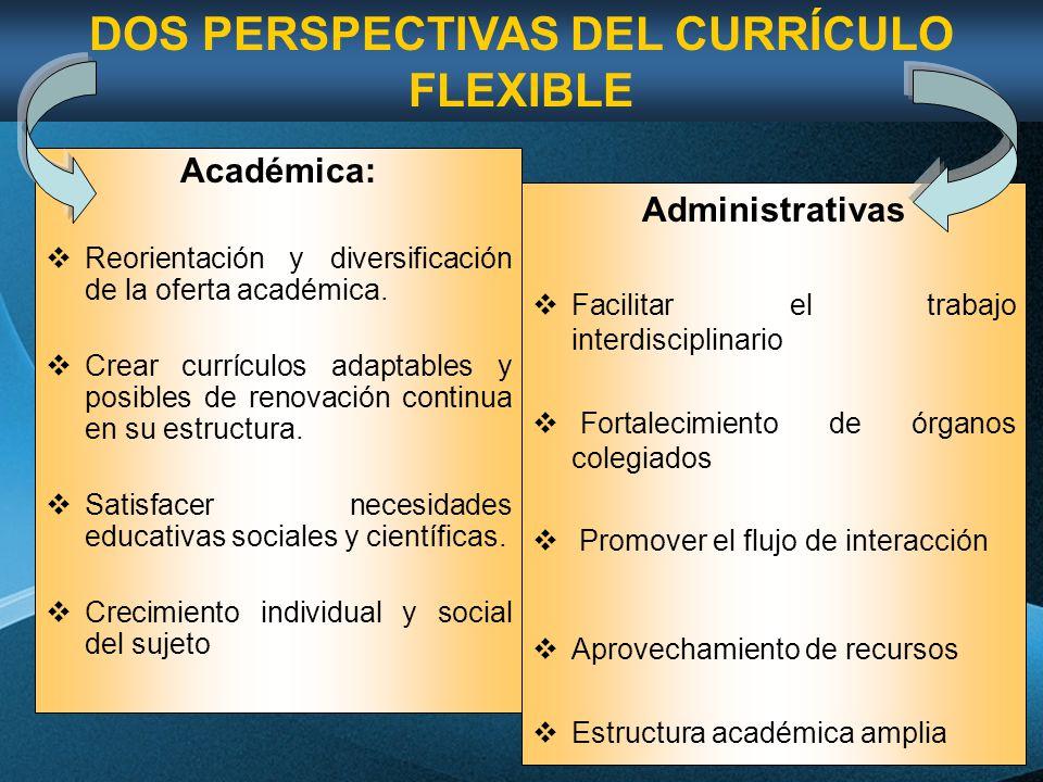 Page 43 Académica: Reorientación y diversificación de la oferta académica.