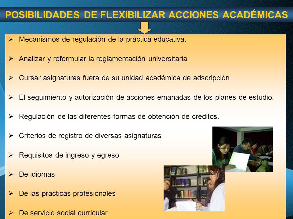 Page 50 Mecanismos de regulación de la práctica educativa.