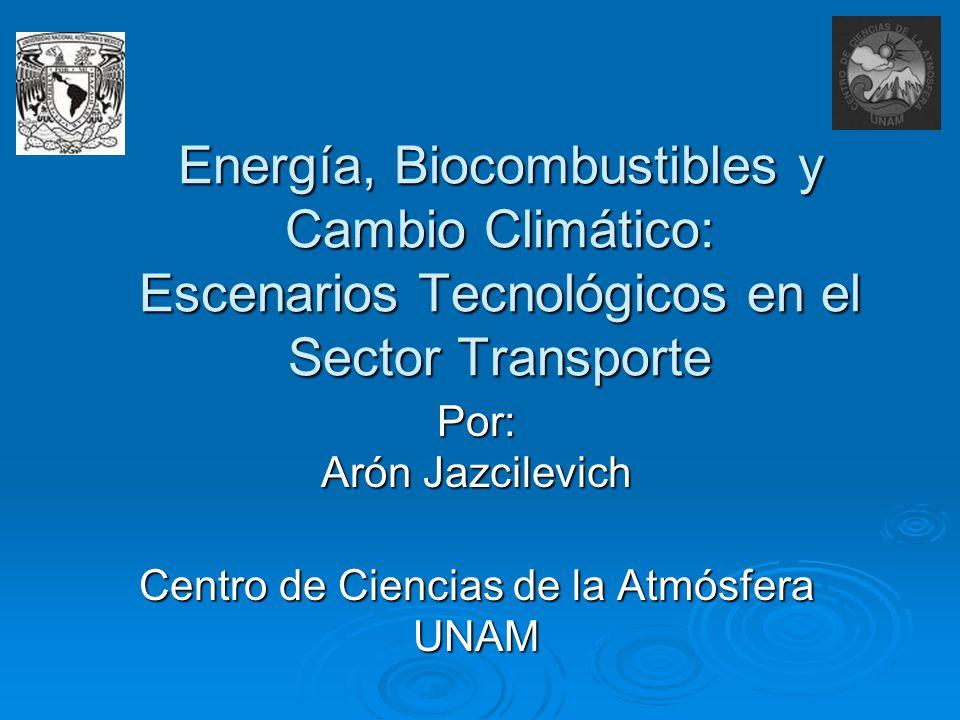 Temario: Cambios en la situación mundial de la energía Cambios en la situación mundial de la energía Situación del sector petrolero en México Situación del sector petrolero en México Oportunidades (escenarios tecnológicos) Oportunidades (escenarios tecnológicos) En demanda energética En demanda energética En oferta energética En oferta energética Conclusiones Conclusiones