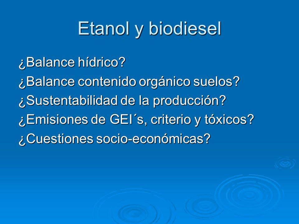 Dos compañías han sido elegidas para proveer etanol a PEMEX como resultado de su más reciente licitación que se dio a conocer en Febrero 2012.