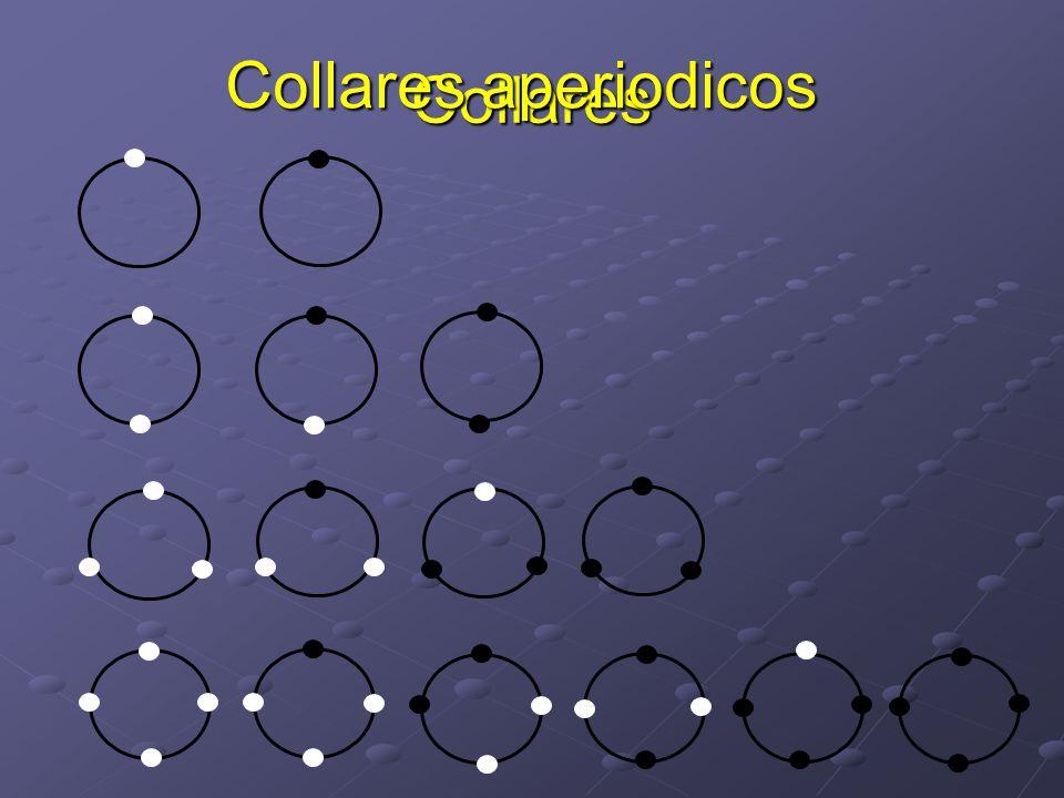 Collares Collares aperiodicos