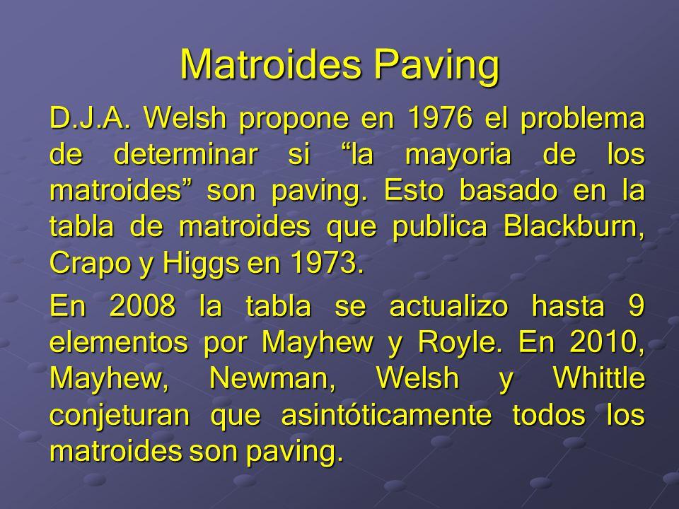 Matroides Paving D.J.A.