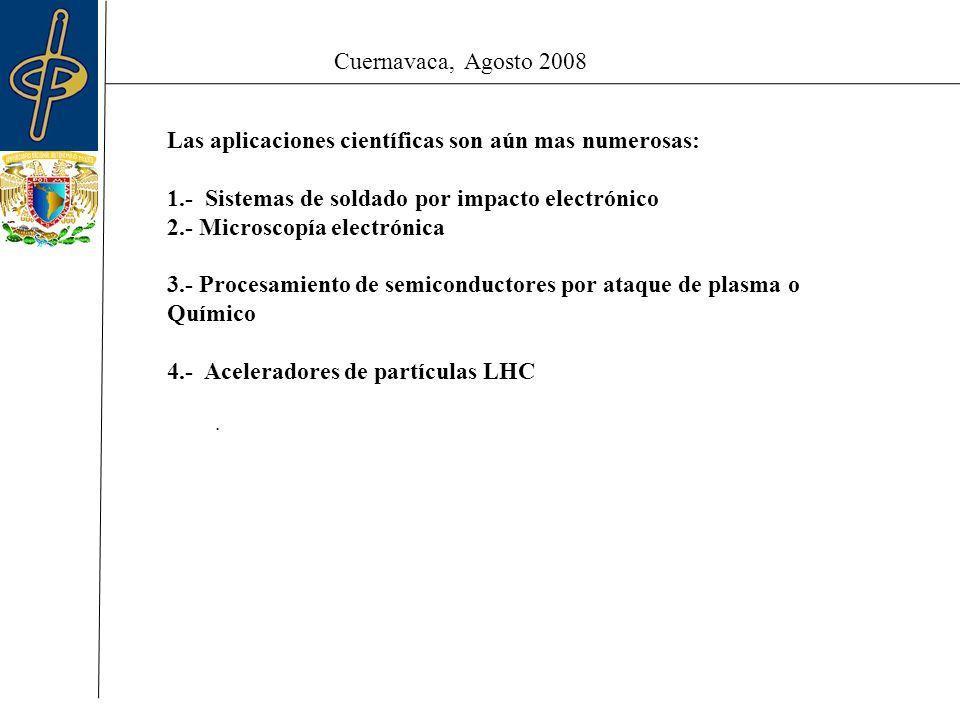 Cuernavaca, Agosto 2008 2.2 coeficiente de pegajosidad – sticking coefficient ¿Por qué es importante.