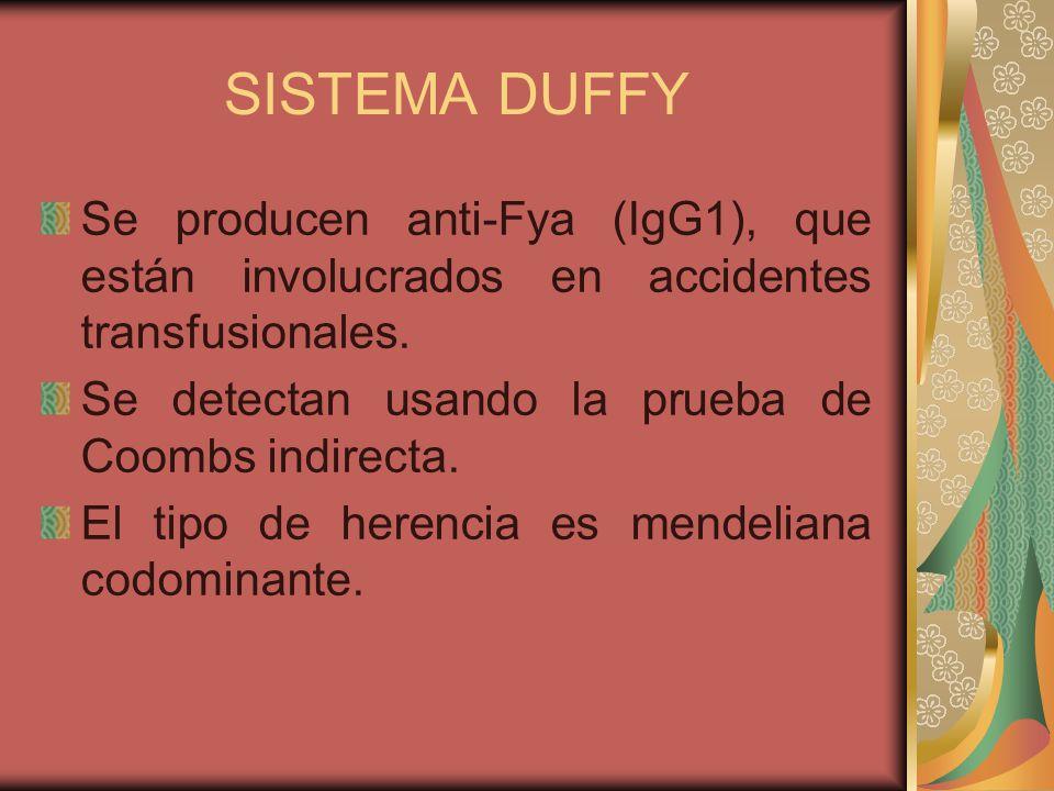 SISTEMA KIDD Presenta principalmente dos antígenos: Jka y Jkb, descubiertos en 1951 y 1953 respectivamente.