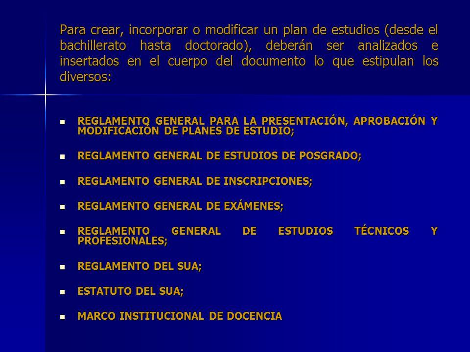 Responsable de Planes y Programas de Estudio, DGAE Mtra.