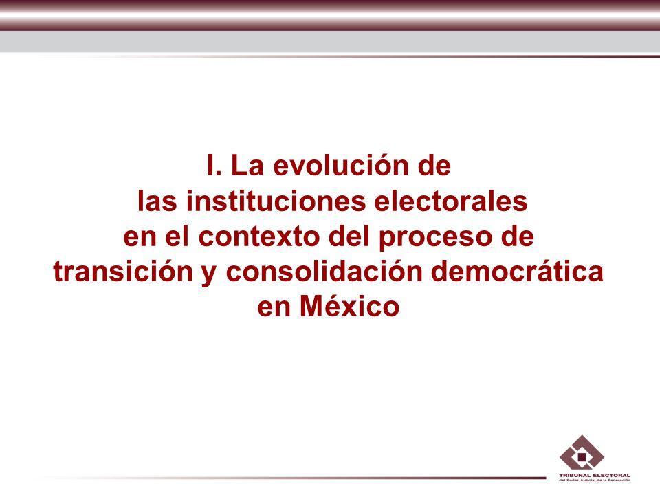 Antes del proceso democratizador de 1977: Sistema jurídico de autocalificación..