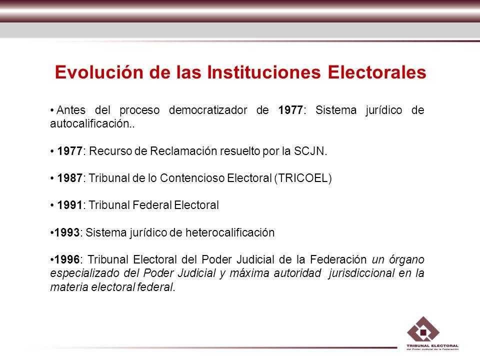 II. La justicia electoral como componente esencial de la consolidación democrática en el país