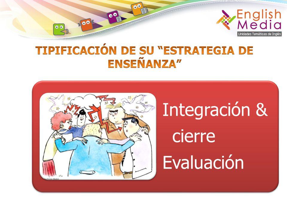 Número de pasos de la estrategia TiempoEquipo & Materiales 1412 hrs.