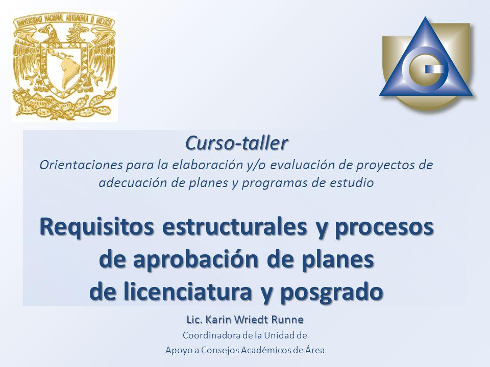 ¿Qué es un plan o programa de estudios de acuerdo con la normatividad institucional.