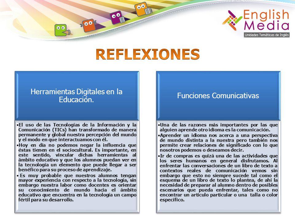 Herramientas Digitales en la Educación. El uso de las Tecnologías de la Información y la Comunicación (TICs) han transformado de manera permanente y g