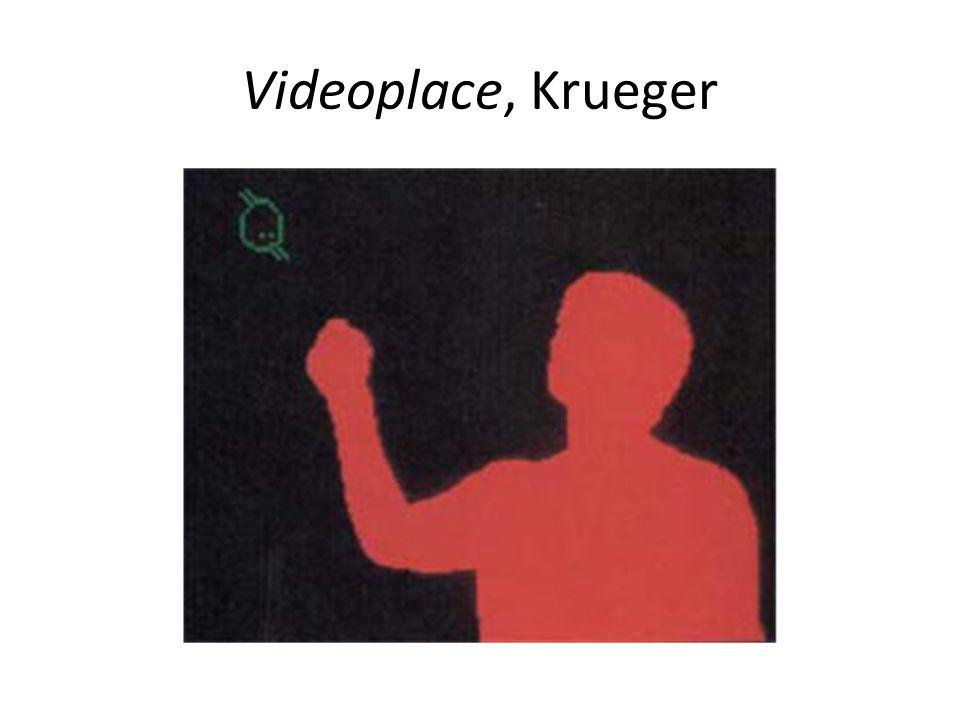 Videoplace, Krueger