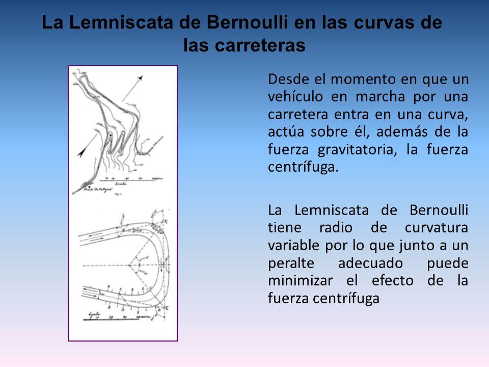 Desde el momento en que un vehículo en marcha por una carretera entra en una curva, actúa sobre él, además de la fuerza gravitatoria, la fuerza centrífuga.