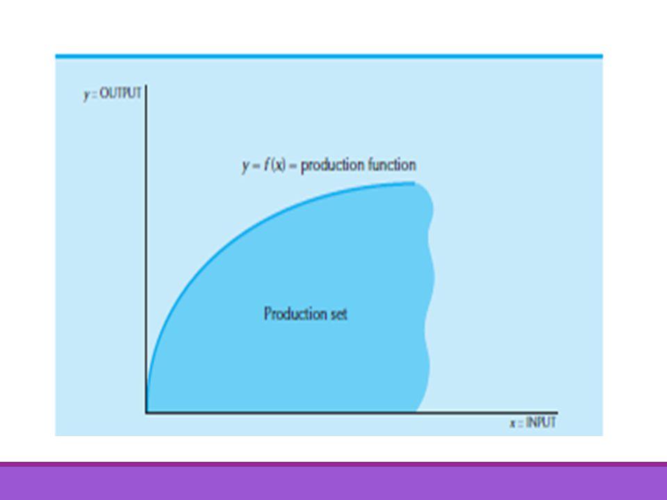 Producto marginal ¿cuánto más producto obtendremos si manteniendo fijo un insumo incrementamos el segundo insumo?