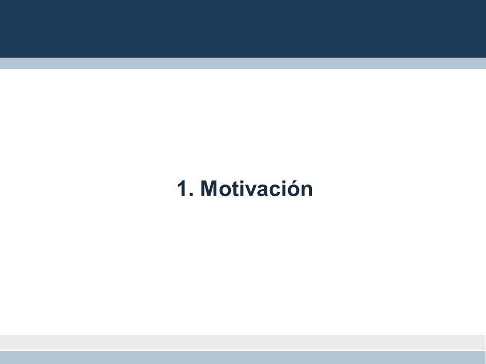 1. Motivación