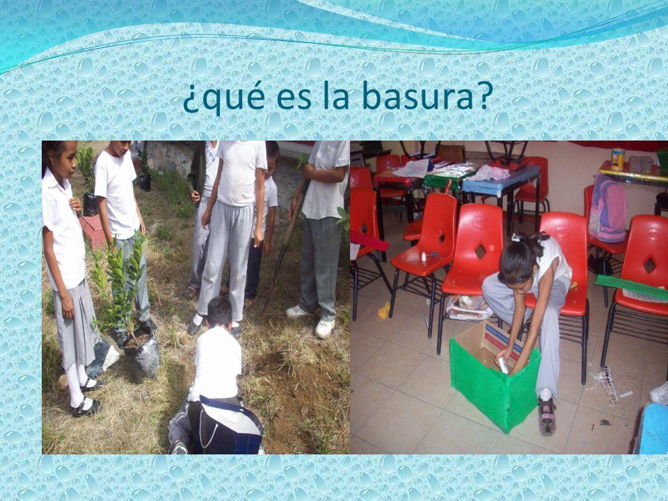 ¿Cuándo? Se trabajó durante tres meses, con las siguientes herramientas. A) taller aprendiendo a cuidar el medio ambiente B) diario de campo C) entrev