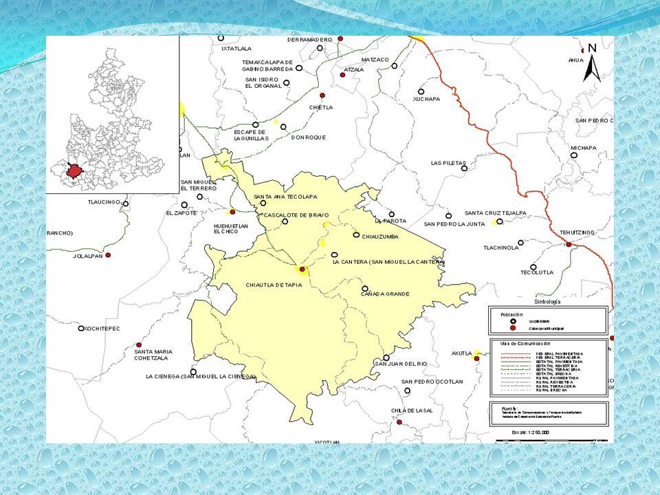 ¿Dónde? El estudio se desarrolló en el ejido de San Miguel ubicado en la sierra de Puebla, municipio de Chiautla de Tapia. El trabajo de campo se real