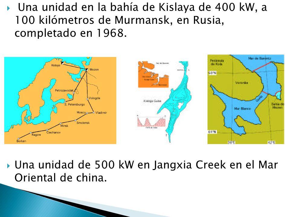 ¿Cómo distinguimos la energía de las mareas de la energía hidroeléctrica? VS