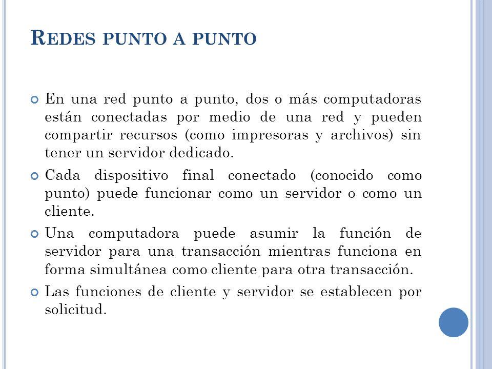 P ROTOCOLO G NUTELLA Y SERVICIOS P2P