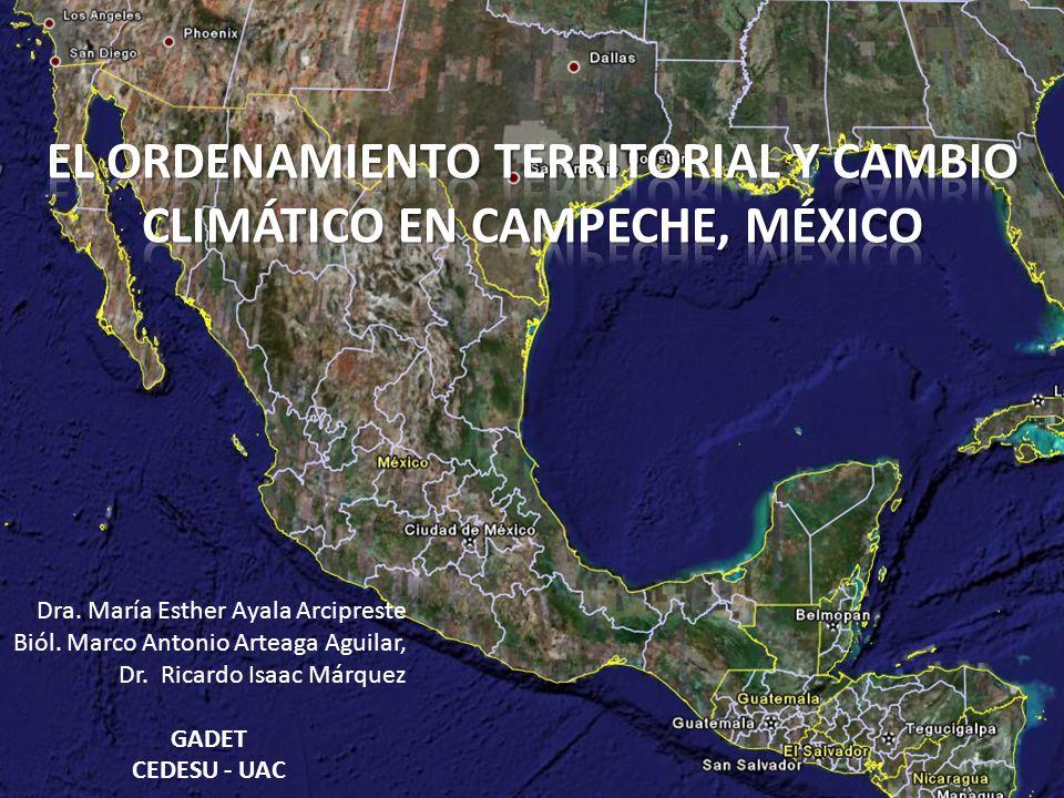 CAMPECHE YUCATAN QUINTANA ROO GUATEMALA GOLFO DE MEXICO
