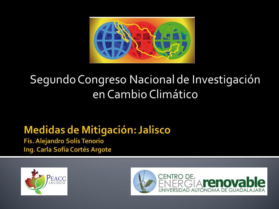Segundo Congreso Nacional de Investigación en Cambio Climático