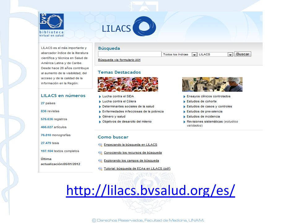 http://lilacs.bvsalud.org/es/